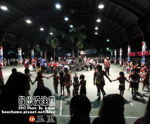 BC175  哈拉灣部落豐年祭01