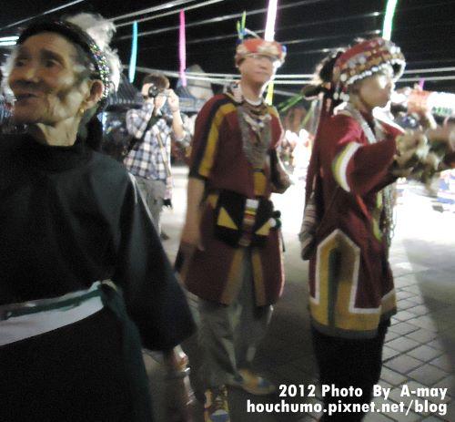 撒奇萊雅族火神祭14