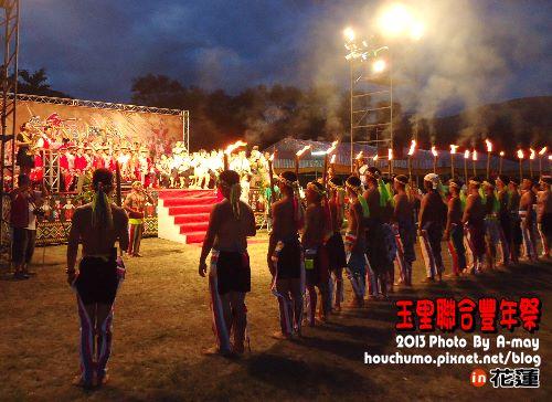 BC209  玉里聯合豐年祭01