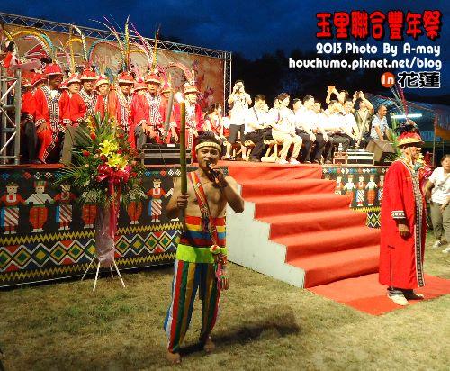 BC209  玉里聯合豐年祭08