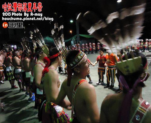 BC212 玉里。哈拉灣部落豐年祭01