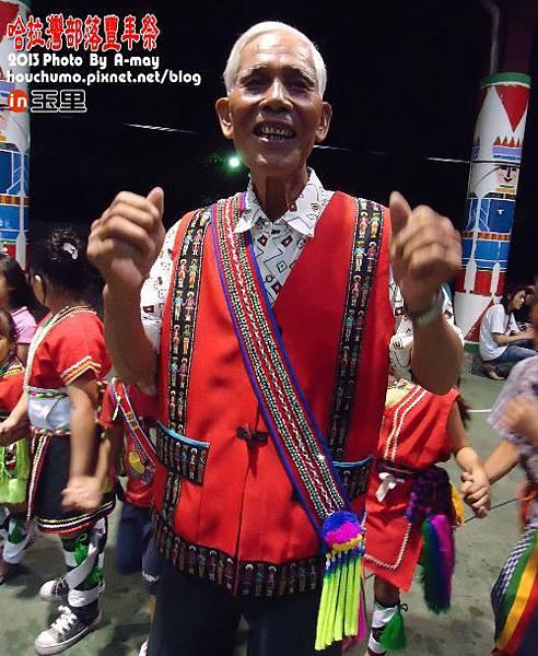 BC212  玉里。哈拉灣部落豐年祭03