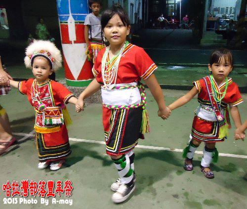 BC212  玉里。哈拉灣部落豐年祭04