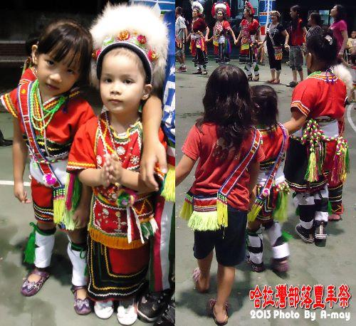 BC212  玉里。哈拉灣部落豐年祭07