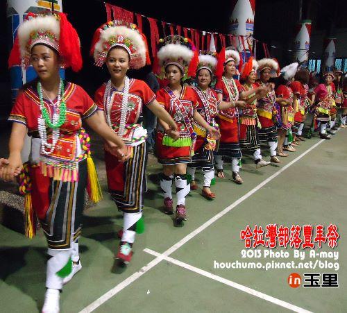 BC212  玉里。哈拉灣部落豐年祭08