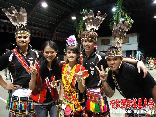 BC212  玉里。哈拉灣部落豐年祭10