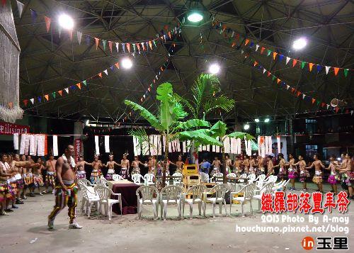 BC215  織羅部落豐年祭02