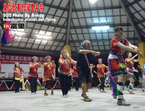BC216  基拉歌賽部落豐年祭02