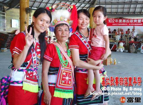 BC216  基拉歌賽部落豐年祭07