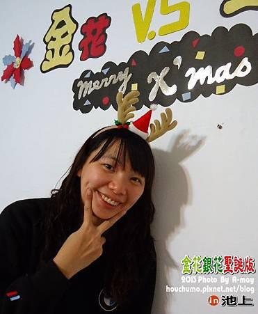 BC229 金花銀花 聖誕版04