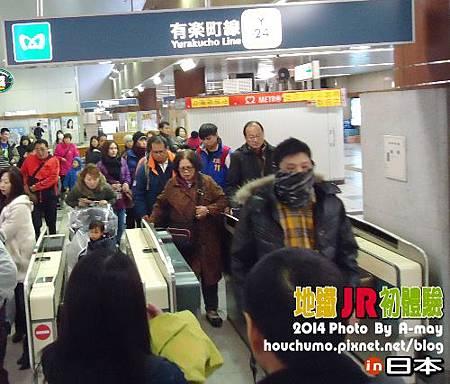 BC241 地下鐵 JR 初體驗09