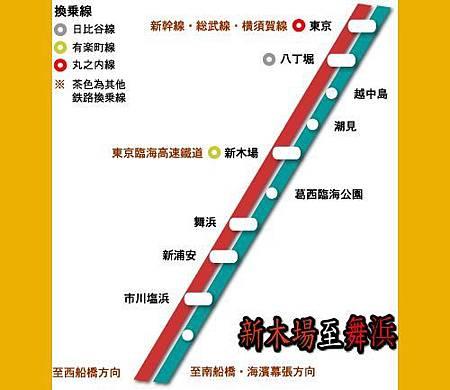 BC241 地下鐵 JR 初體驗10