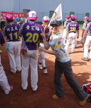 BC243  台東慢速壘球比賽17