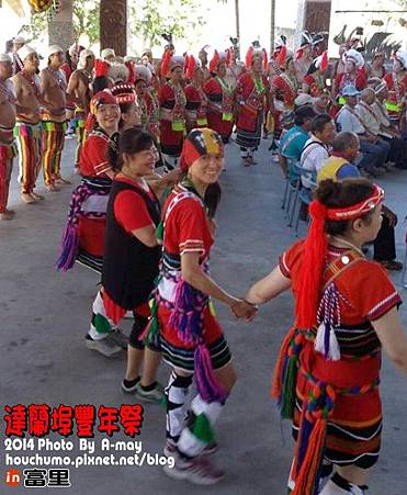 BC245 達蘭部豐年祭01