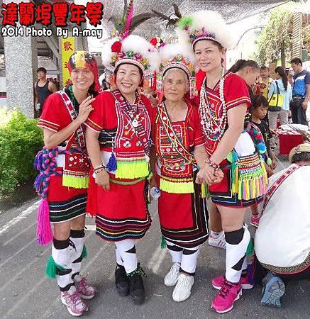 BC245  達蘭部豐年祭09