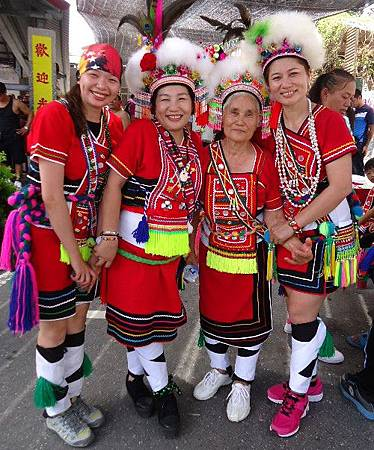 BC245  達蘭部豐年祭14