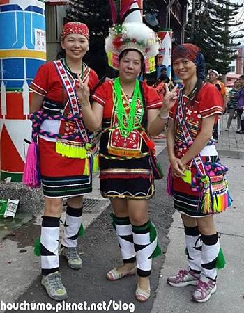 BC254  玉里哈拉灣豐年祭02