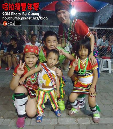 BC254  玉里哈拉灣豐年祭11