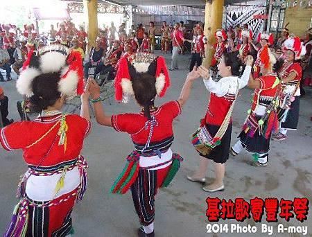 BC255  基拉歌賽豐年祭02