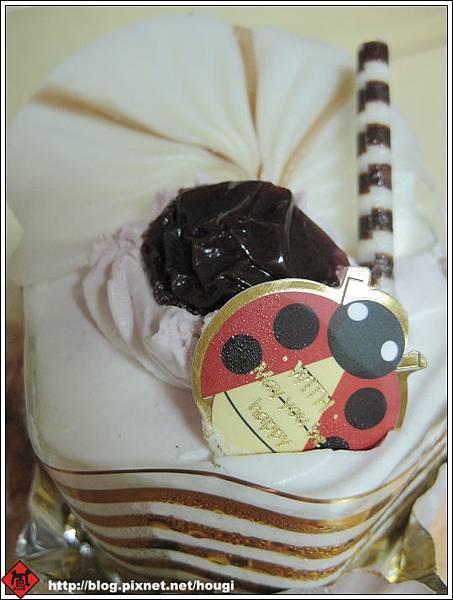 我的瓢蟲小蛋糕