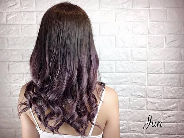 複光-深棕紫