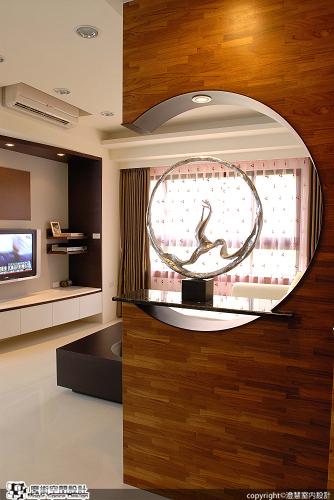 [魔術空間設計]室內設計作品-澄慧設計-解博淳-光東方為主、北歐為用的混搭空間設計