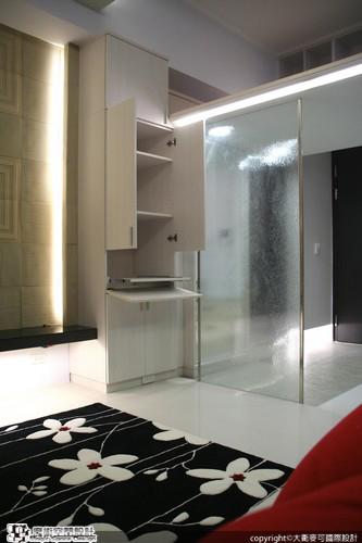 [魔術空間設計]室內設計作品-澄慧設計-張紫嫺- 光影
