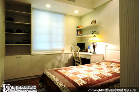 [魔術空間設計]室內設計作品-耀昀創意設計有限公司-蔡昀璋 Thomas Tsai-改造三十年老公寓 濃郁南歐鄉村氣息洋溢