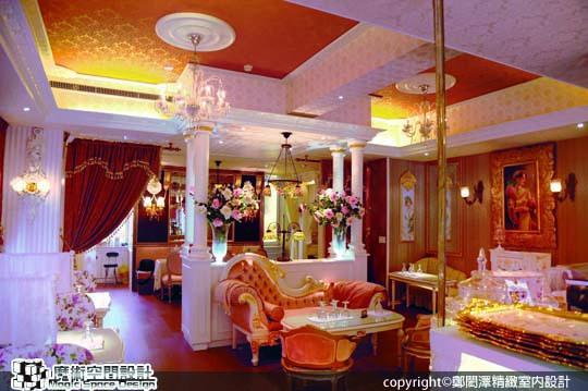[魔術空間設計]室內設計作品-鄭閎澤精緻室內設計-鄭閎澤-公主必逛名店 浪漫無敵的維多利亞花園