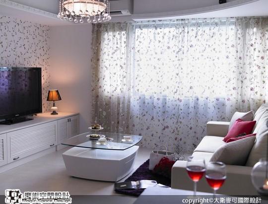 [魔術空間設計]室內設計作品-大衛麥可國際設計-張紫嫺 -迷人的獨享樂園
