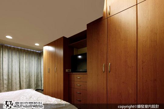 [魔術空間設計]室內設計作品-擷發室內設計-林木發-30年老屋改造披新衣,變身小倆口的鄉村風幸福城堡