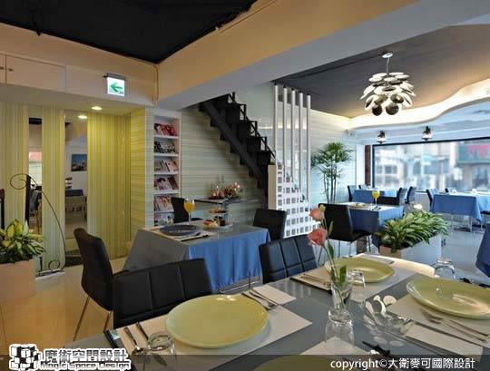 [魔術空間設計]室內設計作品-澄慧設計-大衛麥可國際設計-異國風情 打造地中海風格創意廚房