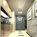 [魔術空間設計]室內設計作品-耀昀創意設計有限公司-蔡昀璋 Thomas Tsai - 現代時尚融入禪風意境  讓居家更休閒放鬆
