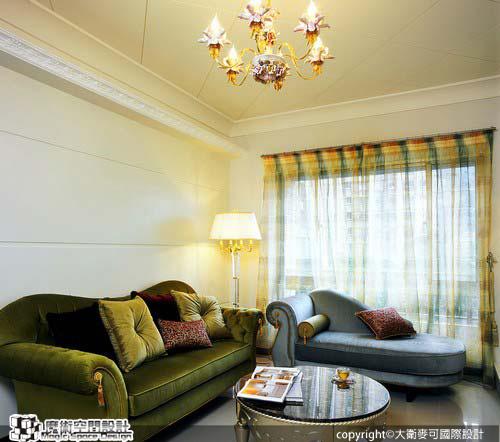[魔術空間設計]室內設計作品-大衛麥可國際設計-張紫嫺 -在公寓裡也可以像在峇里島渡假