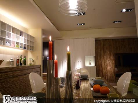 [魔術空間設計]室內設計作品-大湖森林室內設計-柯竹書&楊愛蓮-北歐簡約風  將挪威森林的舒暢氣息拉近家中