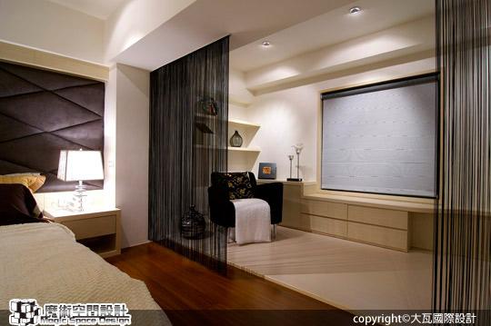 [魔術空間設計]室內設計作品-大瓦國際設計-李孝強