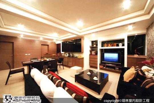 珞林室內設計工程-黃進部- 室內設計師團隊室內設計