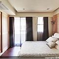 [魔術空間設計]室內設計作品-珞林室內設計工程-黃進部 -現代時尚別墅輕彩繪風格  新家裝潢分享喜樂