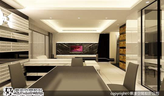 射手設計師許沛濬 透過浪漫性格,為屋主創造時尚奢華生活場景