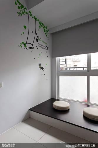 [魔術空間設計]室內設計作品-雅士室內設計工程-洪儷芹-輕裝潢巧家具  裝潢費省不漲