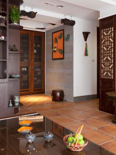 [魔術空間設計]室內設計作品-雅士室內設計工程-洪儷芹 -精緻中式古典設計風格 細膩時尚貴氣逼人