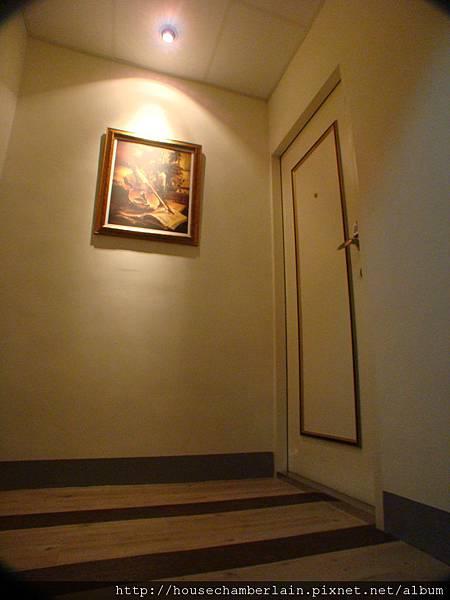 優雅的走廊