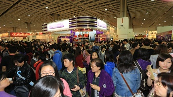 2013台北國際烘焙暨設備展 13萬進場人次寫下歷史新高1