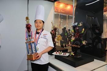 2013台北國際烘焙暨設備展 13萬進場人次寫下歷史新高3