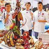 世界麵包賽 台灣隊「銀」了(新聞分享)