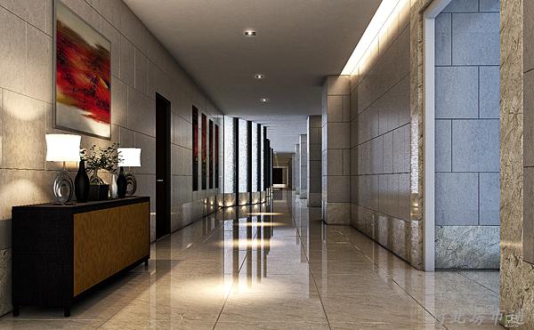 2樓美術長廊