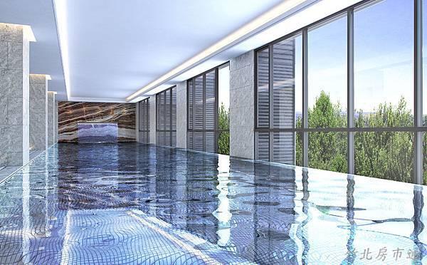 觀景游泳池