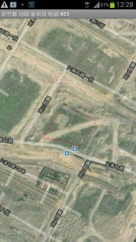 遠雄竹北建案位置圖