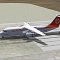 立榮 BAe 146-300