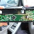 音響主機面板
